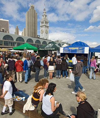 Ferry Plaza Farmers' Market, San Francisco