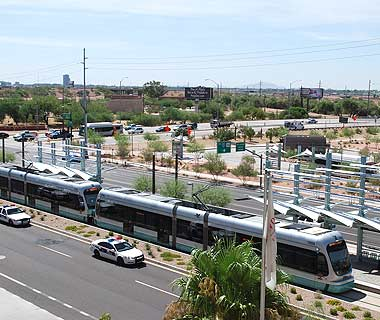 Sky Harbor - Phoenix - The Metro