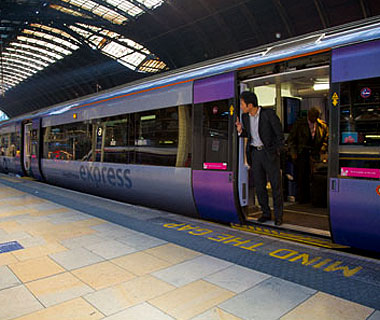 London Heathrow - Heathrow Express Train