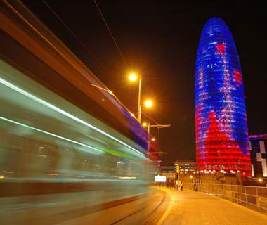 Agbar Tower (Barcelona, Spain)