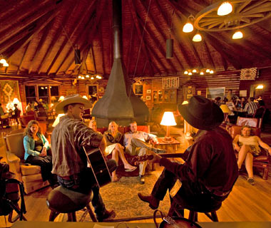 America's Best Dude Ranches:  A Bar A Ranch, Encampment, WY