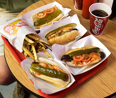 America's Best Hot Dogs: Hot Doug's