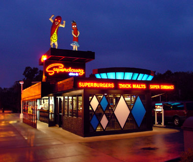 America's Best Hot Dogs: Superdawg