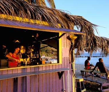 Mexico and the Caribbean Bars