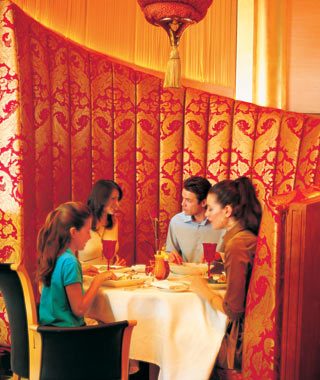 Africa and the Middle East Restaurants