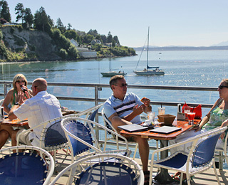 10 Great Waterside Restaurants: Ray's Boathouse, Seattle, Washington