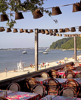 10 Great Waterside Restaurants: Sunset Beach, Shelter Island, Long Island, New York