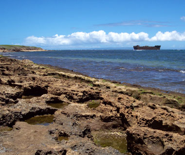 10 Best U.S. Shelling Beaches: Shipwreck Beach Lanai, HI