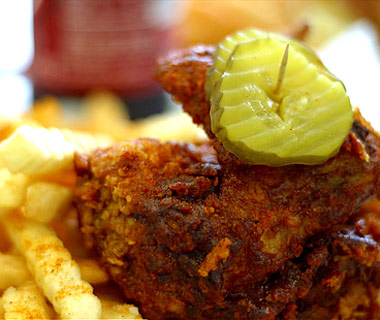 Prince's Hot Chicken Shack, Nashville
