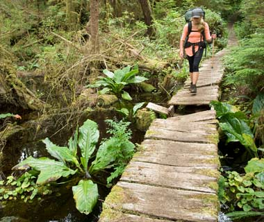 West Coast Trail, Canada's Vancouver Island