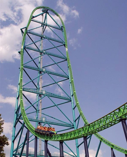 10 Scariest Thrill Rides on the Planet