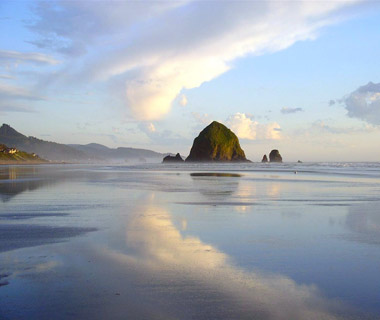 America's Most Beautiful Coastal Views: Cannon Beach
