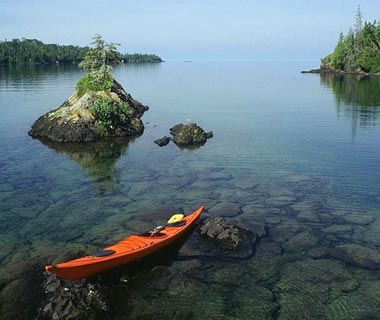 America's Most Beautiful Coastal Views: Isle Royale