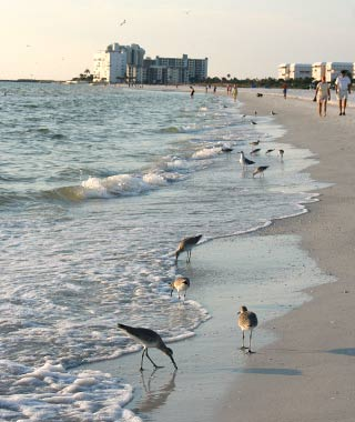 America's Most Beautiful Coastal Views: St. Pete Beach