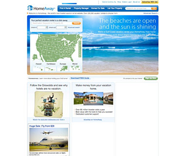 Find a Luxury Villa: Homeaway.com