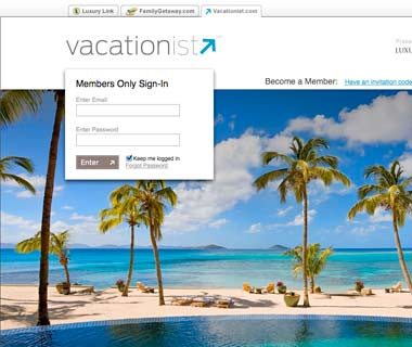 Find Great Values on Luxury Properties: Vacationist