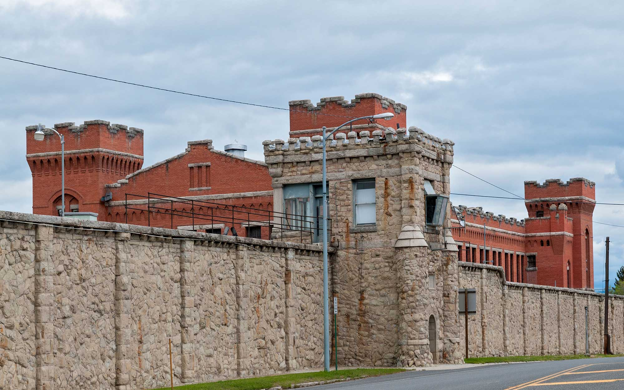 The Old Montana Prison, Deer Lodge, MT