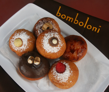 Bomboloni,  New York City