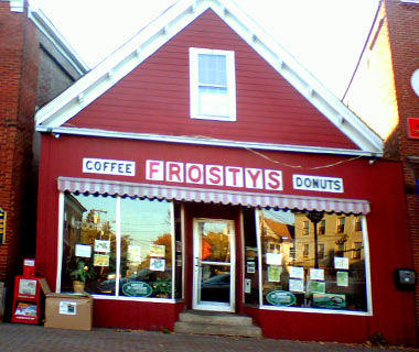 Frosty's Donut & Coffee Shop
