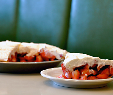 America's Best Pies: Jim's Steak + Spaghetti House's strawberry pie