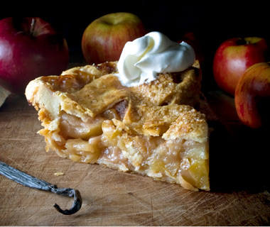 America's Best Pies: Random Order Coffee's vanilla salted caramel apple pie