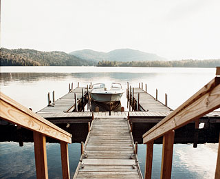 Easy Fall Weekend Getaways: Lake Placid