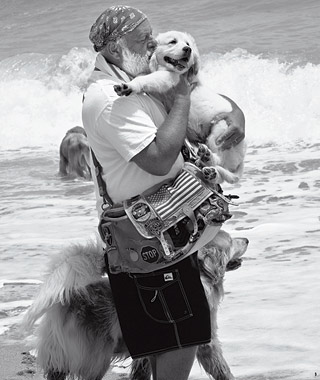 Bruce Weber on South Beach