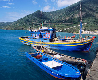 25 Secret Seaside Getaways: Con Dao, Vietnam