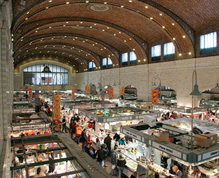 10 Great American Public Spaces: West Side Market, Cleveland, OH