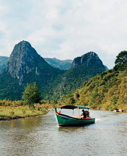 25 Secret Seaside Getaways: Thailand, Pranburi