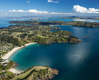 25 Secret Seaside Getaways: Waiheke Island, New Zealand