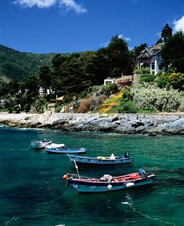 25 Secret Seaside Getaways: Zapallar, Chile