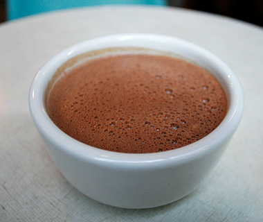 America's Best Hot Chocolate: City Bakery