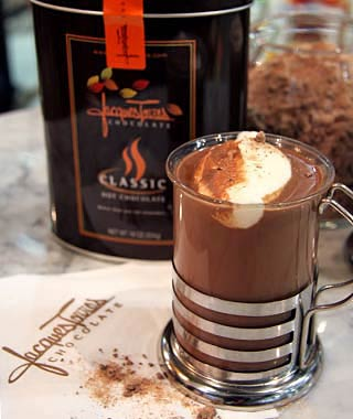 America's Best Hot Chocolate: Jacques Torres