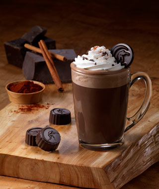 America's Best Hot Chocolate: Moonstruck Chocolate Co.