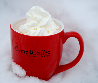 America's Best Hot Chocolate: Camp 4 Coffee