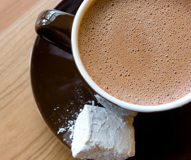 America's Best Hot Chocolate: Chocolopolis