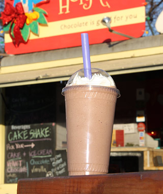 America's Best Hot Chocolate: Holy Cacao