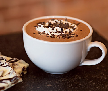 America's Best Hot Chocolate: Lake Champlain