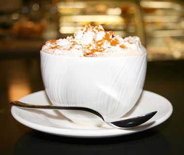 America's Best Hot Chocolate: Solo in the Fontainebleau Miami Beach