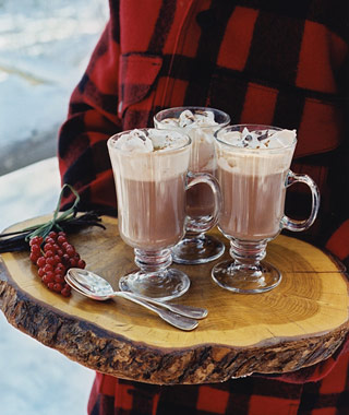 America's Best Hot Chocolate: The Point