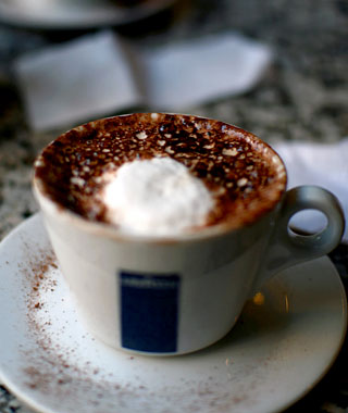America's Best Hot Chocolate: Caffe Vittoria