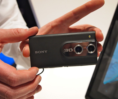 Sony MHS-FS3 Bloggie 3D HD Camera