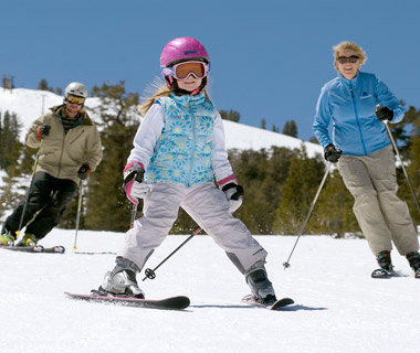 Snow Sports in Mammoth Lakes, CA