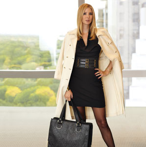 Ivanka Trump, Trump Tower New York, Travel fashion, Sylish Uniform