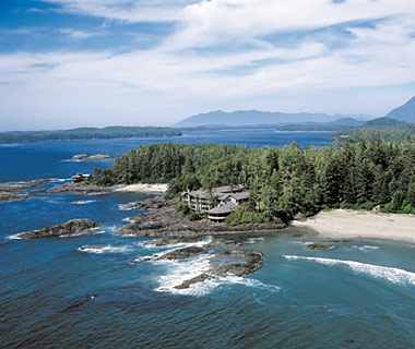 Wickaninnish Inn (Tofino)