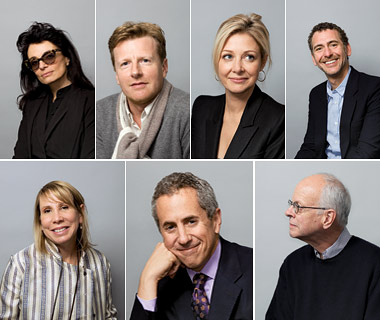 T+L Design Awards jury