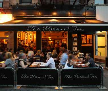 Mermaid Inn, NYC