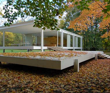 Farnsworth House, Plano, IL