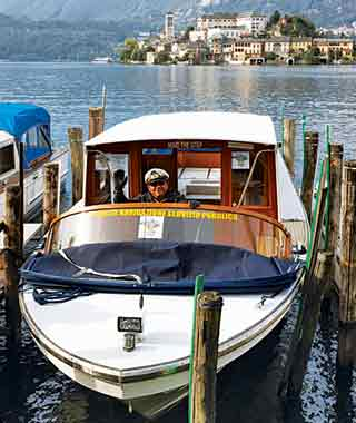 Lakes Orta and Maggiore: Do